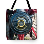 Port Huron Tractor Tote Bag