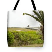 Port Lavaca Migratory Bird Stopover Tote Bag