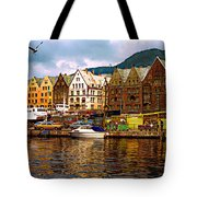 Port Life Tote Bag