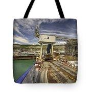 Port Of Dover  Tote Bag