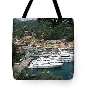 Port Of Portofino Tote Bag