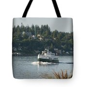 Port Orchard Foot Ferry Tote Bag