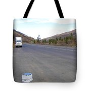 Porta Potty Rest Area Tote Bag