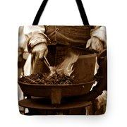 Portable Forge Circa 1800s Tote Bag