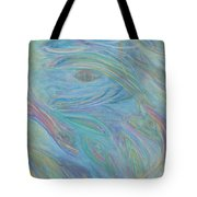 Portal In Belize Reef Tote Bag