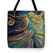 Portal Of The Divine Tote Bag