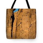 Portal Through Stone Tote Bag