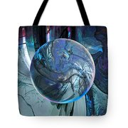 Portal To Divinity Tote Bag