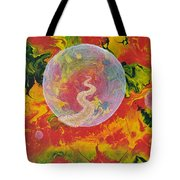 Portals And Dimensions Tote Bag