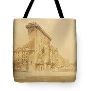 Porte St Denis, Paris Tote Bag