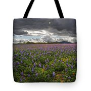 Porter Ranch Wildflowers   Tote Bag