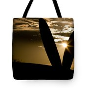 Porter Sunset Tote Bag