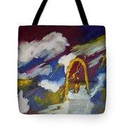 Portico-1 Tote Bag