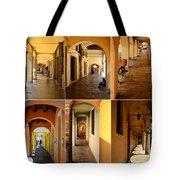 Porticos Of Padua No 2 Tote Bag