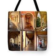 Porticos Of Padua No 4 Tote Bag