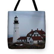 Portland Head Lighthouse 8529 Tote Bag
