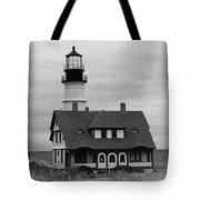 Portland Headlight 14221 Tote Bag