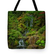 Portland Japanese Gardens Tote Bag