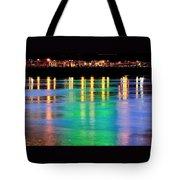Portland Lights 22971 F Tote Bag