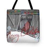 Portland Trailblazers Tote Bag