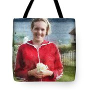 Portrait In Newfoundland Tote Bag by Jeff Kolker