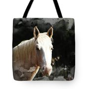 Portrait In Watercolor -  Featured In Spectacular Artworks Of Faa Tote Bag