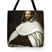Portrait Of A Carmelite Tote Bag