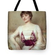 Portrait Of A Countess Tote Bag