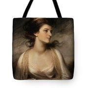 Portrait Of A Lady Tote Bag