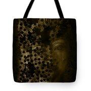 Portrait Of A Leopardess  Tote Bag