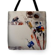 Portrait Of A Master Tote Bag
