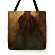 Portrait Of A Negress Tote Bag