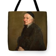 Portrait Of A Priest Tote Bag