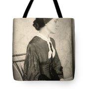 Portrait Of A Woman, C1895 Tote Bag