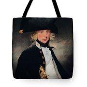 Portrait Of A Young Midshipman, C.1796 Tote Bag