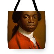 Portrait Of An African Tote Bag