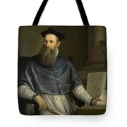Portrait Of Daniele Barbaro Tote Bag