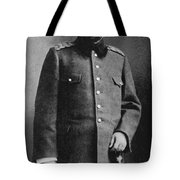 Portrait Of Djemal Pasha Tote Bag