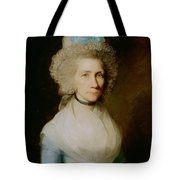 Portrait Of Elizabeth Caldwell Tote Bag