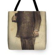Portrait Of Emili Vilanova Tote Bag