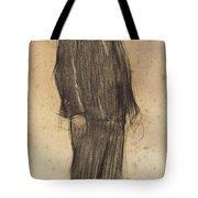 Portrait Of Enric Morera Tote Bag