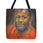 Portrait Of Felly Tote Bag