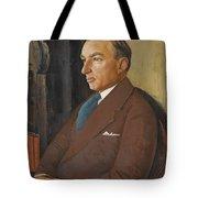 Portrait Of Isidor Polivnick Tote Bag