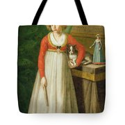 Portrait Of Isidore, 1810 Tote Bag