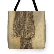 Portrait Of Joan Gay  Tote Bag