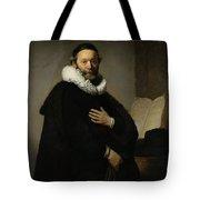Portrait Of John Wtenbogaert Tote Bag