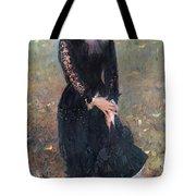 Portrait Of Madame Edouard Pailleron Tote Bag