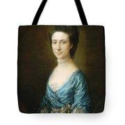 Portrait Of Mrs Clement Tudway Tote Bag