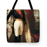 Portrait Of Napoleon IIi Louis Napoleon Bonaparte Tote Bag