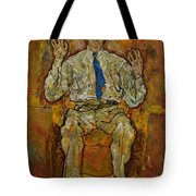 Portrait Of Paris Von Gutersloh Tote Bag
